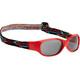 Alpina Sports Flexxy Kids Glasses red
